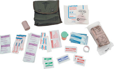 Elite First Aid First Aid Kit Individual Kit contains over 40 items including an