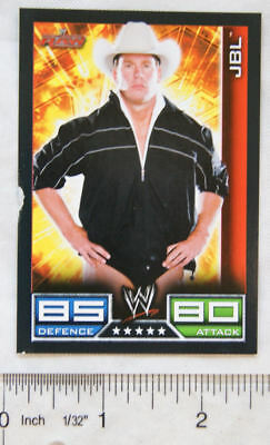2008 JBL, Topps Slam Attax Raw card