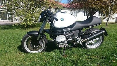 BMW R1100 R / S Umbau Custom Cafe Racer