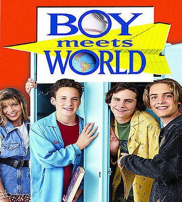 Boy Meets World - The Complete Third Sea DVD