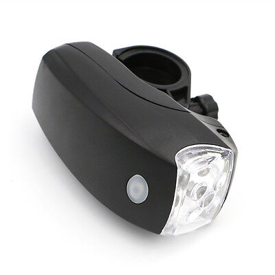 3-Modes Torch Cycling Bike Bicycle Super Bright 5 LED Front Head Light Lamp