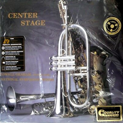 ANALOGUE PRODUCTIONS - AAPC 8824 - CENTER STAGE - LOWELL GRAHAM - 200grams