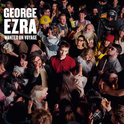 "George Ezra : Wanted On Voyage Vinyl 12"" Album 2 discs (2014) ***NEW***"