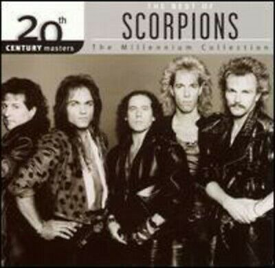 20th Century Masters:The Best of Scorpions Millennium Collection CD
