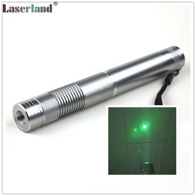 5mW 520nm Green Portable Laser Pointer Pen Laser with Osram Diode LD Class 3R