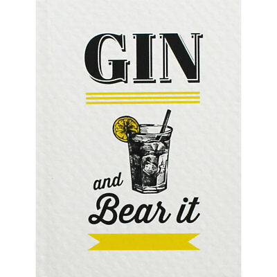 Gin and Bear It by Summersdale (Hardback), Non Fiction Books, Brand New