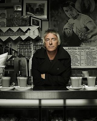 "Paul Weller The Jam Mods 10"" x 8"" Photograph no 17"
