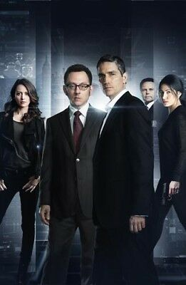 PERSON OF INTEREST [Cast] (64030) 8x10 Photo