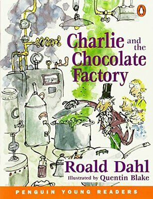 Charlie and the Chocolate Factory (Penguin Young Rea... by Dahl, Roald Paperback