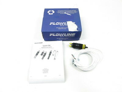 New Flowline LU10-1305 Switch-tek Ultrasonic Liquid Level Switch 12-36v