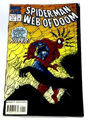 Spider-Man. Web Of Doom. Vol.1, No.1, August, 1994 (Anon - 1994) (ID:56103)