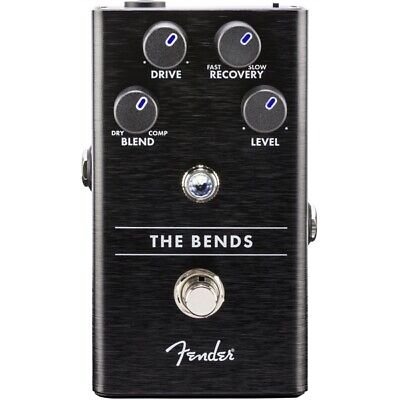 Fender The Bends Compressor Pedal - NEU