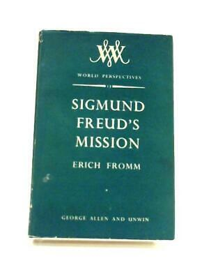 Sigmund Freud's Mission: An Analysis of his Pers Book (Erich Fromm) (ID:69423)