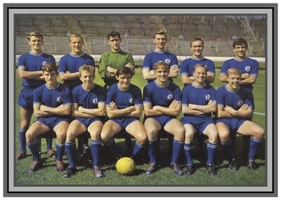 Collectors/Photograph/Print/Chelsea/Team/Squad/Photo/Mid 1960's/1965?