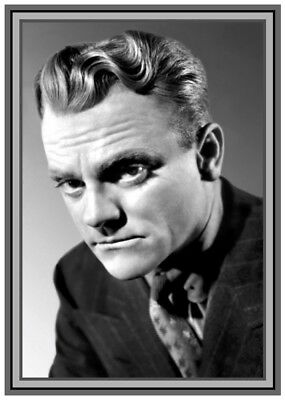 James Cagney/1930/40's/Film Star/Actor/Photograph/Photo/Print