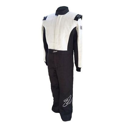 Zamp Racing Suit ZR-30 Three Layer 1-Piece Fire Resistant SFI 3.2A/5 Rated