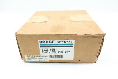 New Dodge 099029 Chain Coupling Cover Assembly Size 80