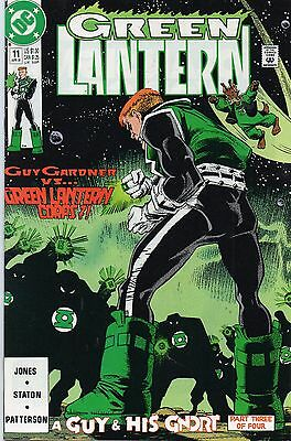 Green Lantern #11 (Apr 1991, DC) Fine/VF