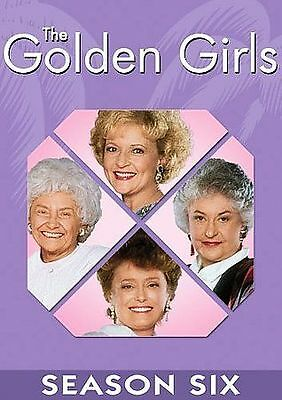 The Golden Girls: The Complete Sixth Sea DVD