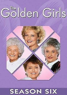 The Golden Girls: The Complete Sixth Season DVD