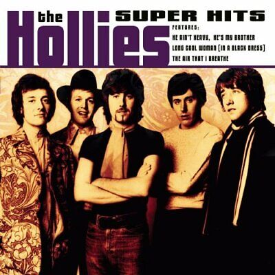 The Hollies : Super Hits CD
