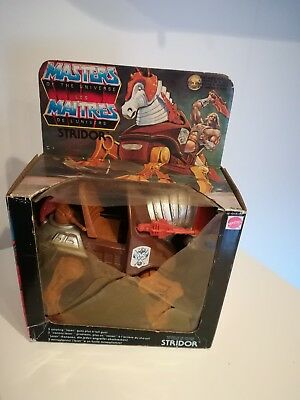 Masters of the Universe Stridor Neu Misb Euro Verpackung He-Man