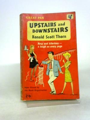 Upstairs and Downstairs Book (Ronald Scott Thorn - 1959) (ID:59989)