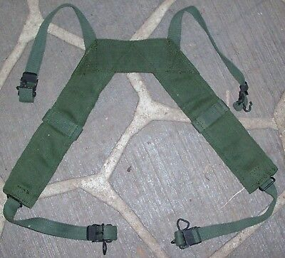 M56 Webbing Suspenders - 1969 Vietnam Australian Army Issue - Regular Mint