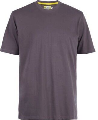 Ropa laboral .Camiseta básica GRIS.Talla-XL NORTHWAYS 1408 Duck