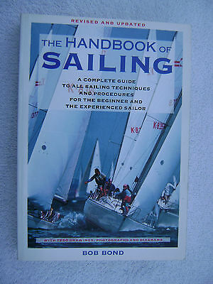 The Handbook Of Sailing Book Maritime Nautical Marine (#095)