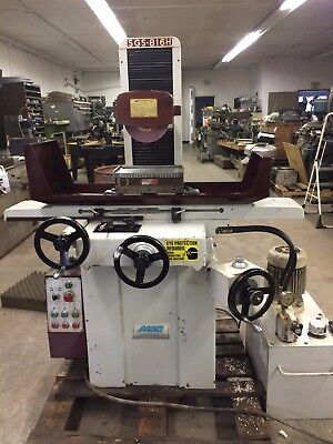 MSC 6x18 Surface Grinder 618H - With Suburban Sine Magnet