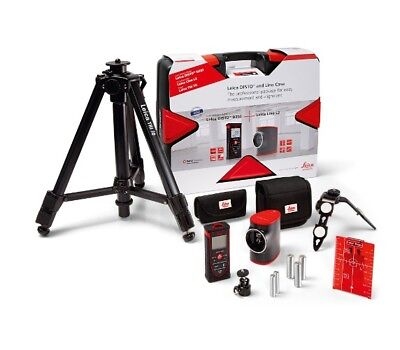 Leica DISTO D210 and L2 Pro Package