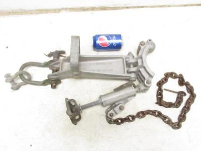 Hubbell A.B. Chance Cat. No. M4760 Lever Lift Wire Tong Support 1000 Lbs Max