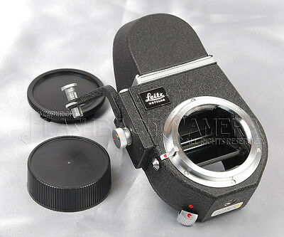 Leica Visoflex III M Mirror Reflex Attachment fit Typ 240 M9 Monochrome #012865