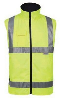 Ropa laboral .Chaleco multibolsillos AMARILLO.Talla-4XL NORTHWAYS 2271 Wiley