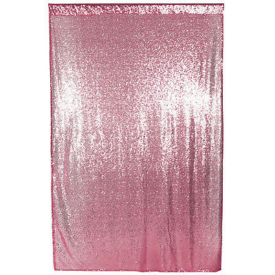 Neewer 4 x 6 Feet Pink Sequin Backdrop Photography Video Shooting Background
