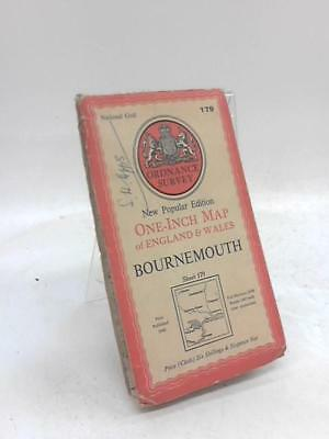 One-Inch Map of England & Wales Sheet 179 B Anon 1947 Book 35097