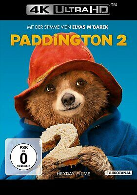 Paddington 2 - 4K Ultra HD Blu-ray + Blu-ray # UHD+BLU-RAY-NEU