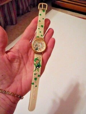 """""""LUCKY CHARMS"""" Kid's Collectible, RARE, General Mills Issue Watch, Nelsonic, EUC"""
