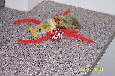 SCURRY Ty Beanie Baby MINT WITH MINT TAGS