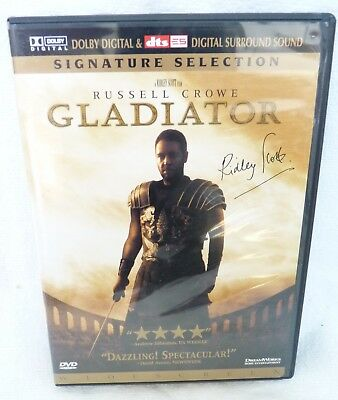 Gladiator (DVD, 2000, 2-Disc Set) Russell Crowe