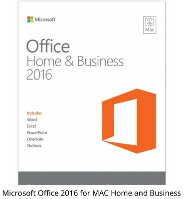Microsoft Office Home and Business 2016 Windows English PC Key *Fast Delivery*