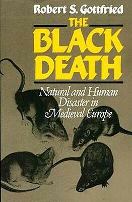 NEW Black Death Bubonic Plague Medieval Europe 30% Population Dies 1347-1351 AD