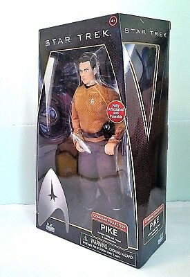 Star Trek Command Collection Figur -  Pike, Playmates Toys, OVP!!!