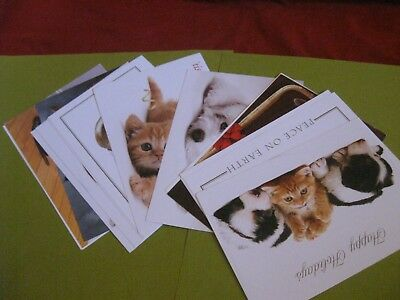 lot of 16 American Humane Association sample cards *not actual cards* 5x7