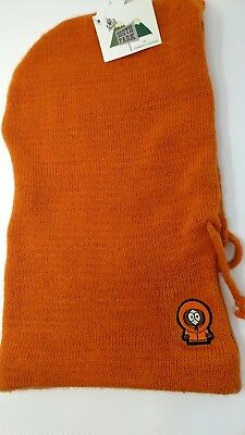 Knit Hat South Park - Orange New With Tags.