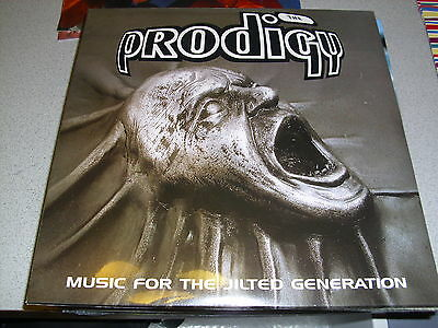 Prodigy - Music For The Jilted Generation - 2LP Vinyl //// Neu & OVP