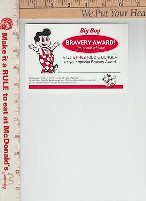 8 big boy paper bravery awards {ONLY ONE SHOWN}