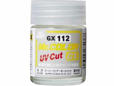 Mr Color GX Super Clear III UV Cut Gloss (18ml)