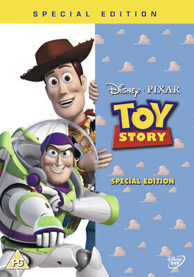 Toy Story DVD (2010) John Lasseter cert PG Highly Rated eBay Seller Great Prices